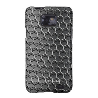Metalic Comb Samsung Galaxy  Case-Mate Case Galaxy SII Cover