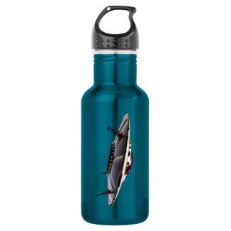 Metalic UFO Liberty Bottle