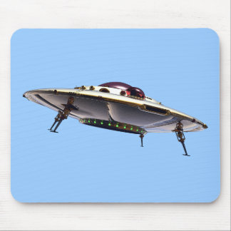 Metalic UFO Mousepad
