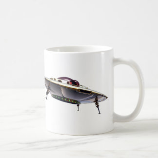 Metalic UFO Mug