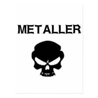 Metaller Postcard