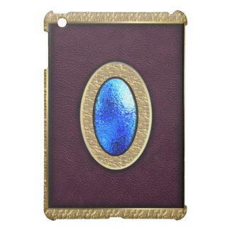 Metallic and Leather Pattern iPad Case