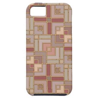 Metallic Art Emboss 01 Seamless iPhone 5 Covers