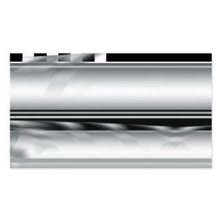 Metallic - Autobahn Speedstar Business Card Template