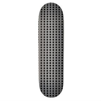 Metallic Background Skateboard Deck