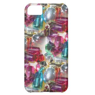 Metallic bead bling- iphone 5 case