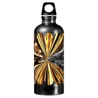Metallic Bow Liquid Knotting Water Bottle SIGG Traveler 0.6L Water Bottle