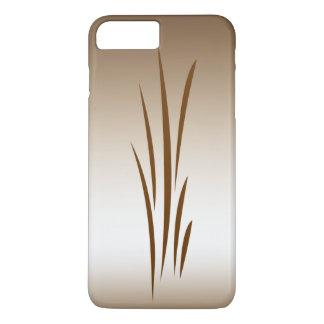 Metallic Bronze Grass iPhone 7 Plus Case