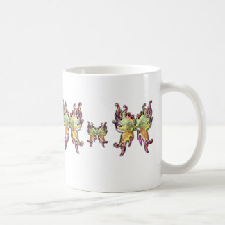 Metallic Butterfly Mugs