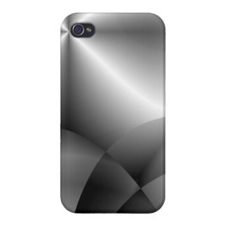 Metallic Chrome iPhone 4 Saavy Case Case For iPhone 4