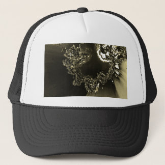 Metallic Cloud Trucker Hat