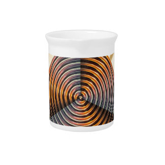 Metallic Colors : WHEEL Heal Vibrations Beverage Pitchers
