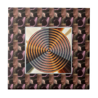Metallic Colors : WHEEL Heal Vibrations Tile