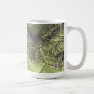 Metallic Curtain Coffee Mug