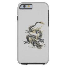 Metallic Dragon iPhone 6 Case