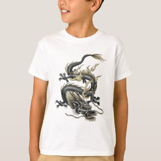 Metallic Dragon T-Shirt
