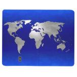 Metallic Earth Map Journals
