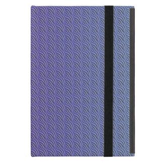 Metallic effect. iPad mini case