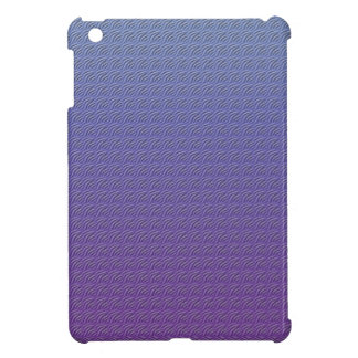 Metallic effect. iPad mini cover