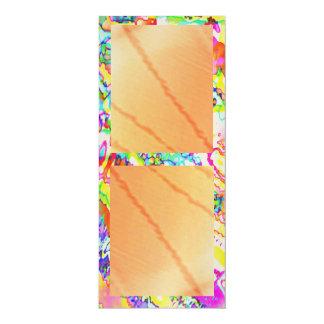 """Metallic Finish Paper 4"""" x 9.25""""  Golden Streak Card"""