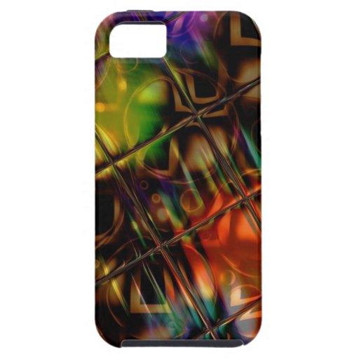 Metallic Glass iPhone SE/5/5s Case