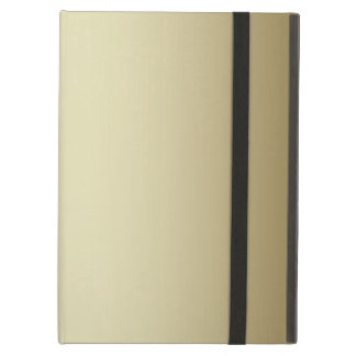 METALLIC GOLD PRINTED PHOTO EFFECT iPad AIR COVER