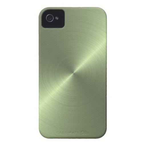Metallic Green Case-Mate iPhone 4 Cases