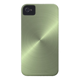 Metallic Green iPhone 4 Cover