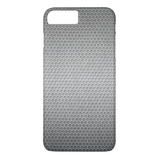 Metallic Honeycomb iPhone 7 Plus Case