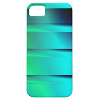 Metallic Iridescent Tourquoise iPhone 5 Case