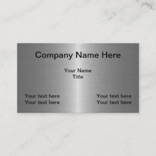 build your own business cards zazzle