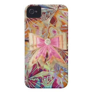 Metallic look iPhone 4 Case-Mate Barley There iPhone 4 Case-Mate Cases