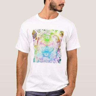 Metallic Mandelbrot 2c (apparel) T-Shirt