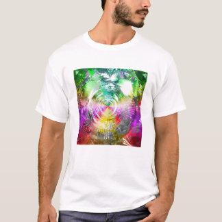 Metallic Mandelbrot 3c (c't) T-Shirt