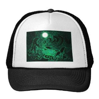Metallic Mermaid of the Sea Trucker Hat