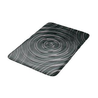 Metallic Motion Bath Mat