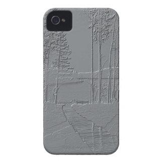 """""""Metallic"""" Nature iPhone 4 Case-Mate"""