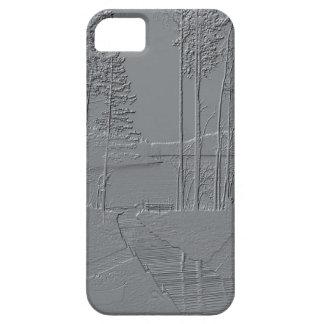 """""""Metallic"""" Nature iPhone 5 Case-Mate"""