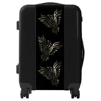 Metallic Phoenix Luggage