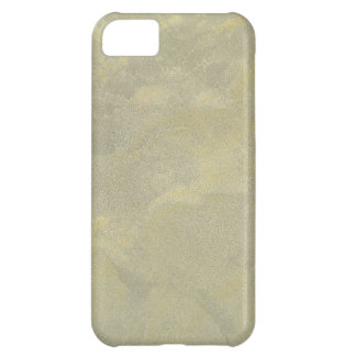 Metallic Plaster Faux Finish Cover For iPhone 5C
