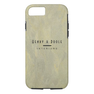 Metallic Plaster Interior Designer iPhone 8/7 Case