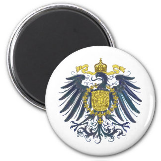 Metallic Preussian Eagle Magnet