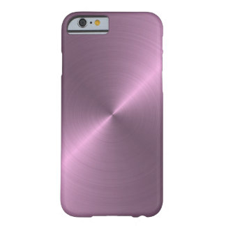 Metallic Purple Barely There iPhone 6 Case