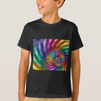 Metallic Rainbow T-Shirt