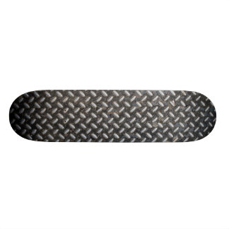 Metallic Rhombus Skateboard