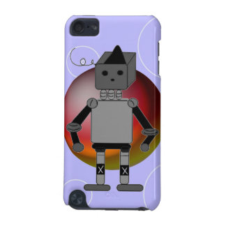 Metallic Robot iPod Touch 5G Cover