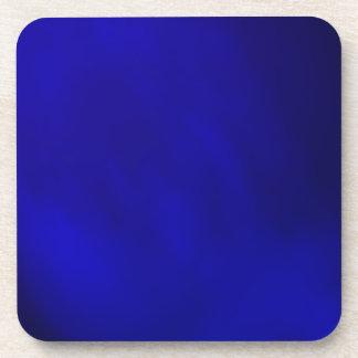 Metallic Royal Blue Drink Coaster