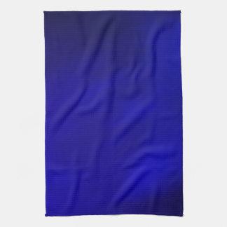 Metallic Royal Blue Hand Towel