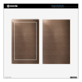 Metallic Smoke Decals For Kindle Fire