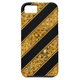 Metallic Snake Stripes iPhone SE/5/5s Case